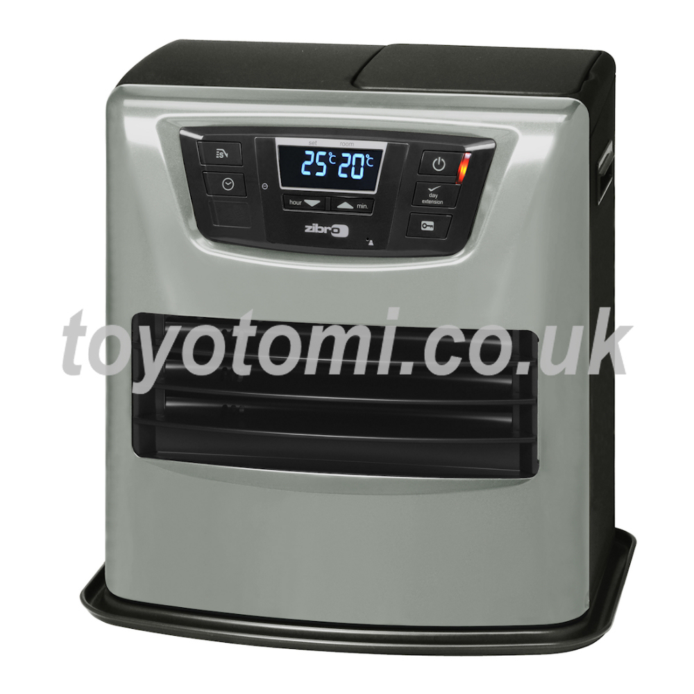zibro heaters lc400 nf approved laser paraffin 4kw silver. Black Bedroom Furniture Sets. Home Design Ideas