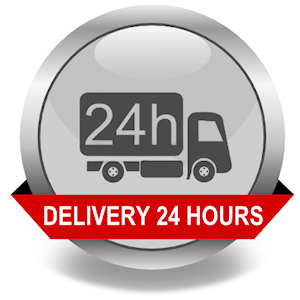 24 hour delivery on zibro heaters